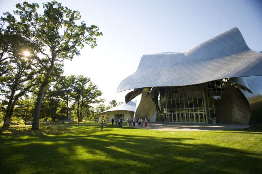 The Fisher Center at Bard College