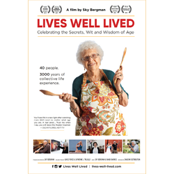 Lives Well Lived Film Poster