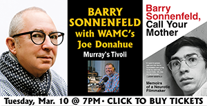 Barry Sonnenfeld at Murray's