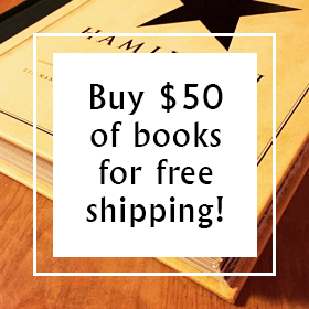 Buy $50 of books for free shipping!