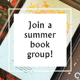 Join a summer book group!